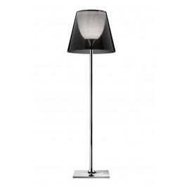 Flos F6301030 KTribe F3, designová stojací lampa se stmívačem, 1x205W E27, kouřová, výška 183cm