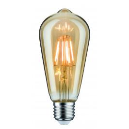 Paulmann 28390, LED dekorativní žárovka, 5W LED, E27, výška 14,5cm