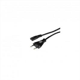 Hama síťový napájecí kabel, 2pólová vidlice, 1,5 m