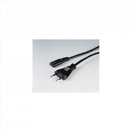 Hama síťový napájecí kabel, 2pólová vidlice, 2,5 m