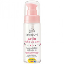 Dermacol Satin make-up base - vyhlazující báze pod make-up - 30 ml