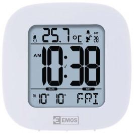 EMOS E0126 Budík digitální rádiem řízený E0126
