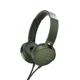 SONY sluch. MDR-XB550APG