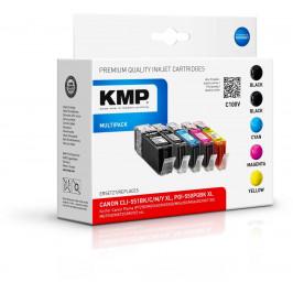 KMP C100V (PGI-550 XL / CLI-551C/M/Y XL)