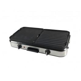 BEPER BT402 elektrický BBQ gril, vyměnitelné plotýnky, 2000W