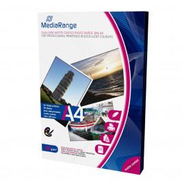 MEDIARANGE A4 50 listů 250g oboustranně matný inkoust