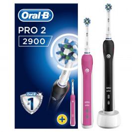 Oral-B Pro 2 2900 Cross Action + Bonusová Rukojeť
