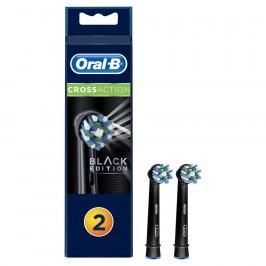 Oral-B EB50 CrossAction Black 2CT