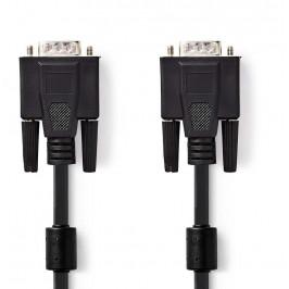 Nedis Kabel VGA 3m CCGB59000BK30