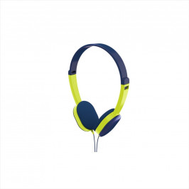 Hama dětská sluchátka Kids modrá/zelená