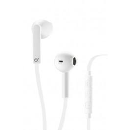 Cellularline In-ear sluchátka LOUDUPW bílá