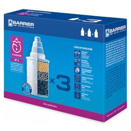 BARRIER Standard náhradní filtrační patrona, 3 ks - 47002900