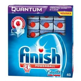 UNI FINISH PB Tabs Quantum Regular 40 ks