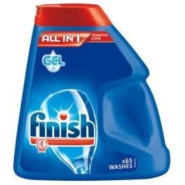 UNI FINISH Gel All-in-1 1,3 l