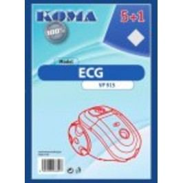 Koma ECG 915
