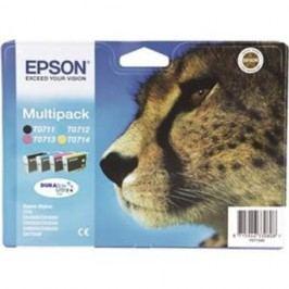 EPSON T0715 Multipack, C13T07154012