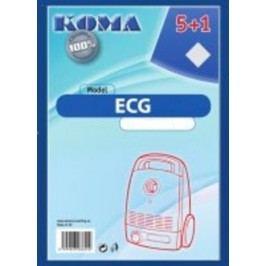 Koma EC11S - ECG VP 2080, VP3143S