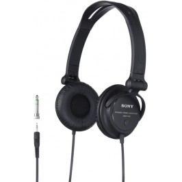 SONY sluch. MDR-V150B,černá