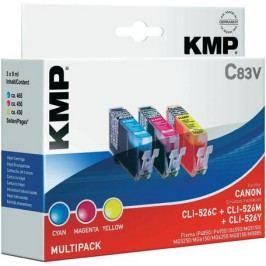 KMP C83V / CLI-526C,CLI-526M,CLI-526Y