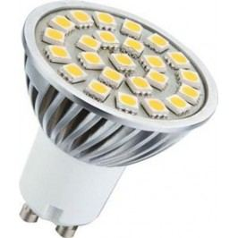 EMOS Z72410 LED žárovka 5050 24LED GU10