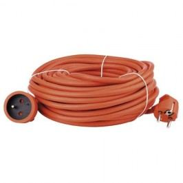 EMOS P01120 Prodlužovací kabel oranžový spojka 20m 3x1,5