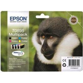 EPSON T0895 Multipack, C13T08954010
