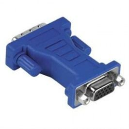 Hama redukce DVI vidlice - 15pin. D-Sub (VGA) zásuvka