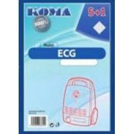 KOMA ECG VP 3163 S/ VP 3144 S