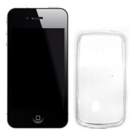 CELLY Gelskin, silikonový obal pro Apple iPhone 4/4S