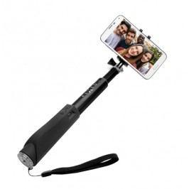 Fixed Bluetooth selfie stick s tlačítkem, Black