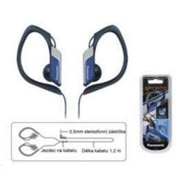 PANASONIC RP-HS34E-A modrá 559310k