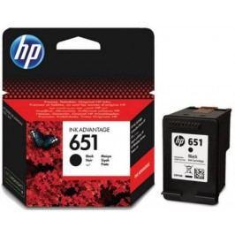 HP 651 Black, C2P10AE
