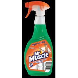 UNI Mr. Muscle 5v1 čistič oken zelený