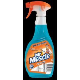 UNI Mr. Muscle 5v1 čistič oken modrý