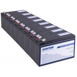 AVACOM bateriový kit pro renovaci RBC27 (8ks baterií) (AVACOM AVA-RBC27-KIT)