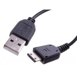 Nabíjecí USB kabel pro telefony Samsung G800, L760, S5230 (22cm)
