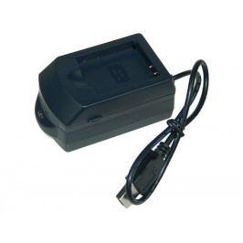 USB nabíječka AVEPU 362 pro Li-Ion akumulátor Canon NB-6L - AVACOM NADI-NB6L-USB - neoriginální