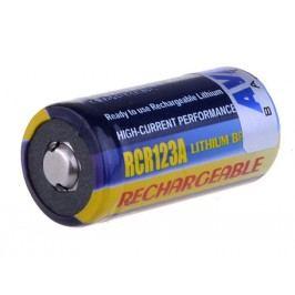Nabíjecí fotobaterie CR123A, CR23, DL123A Li-Fe 3V 500mAh 1.5Wh - AVACOM DICR-R123-152 - neoriginální