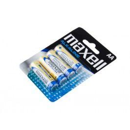 Nenabíjecí baterie AA Maxell Alkaline 4ks Blistr