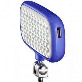 METZ 60071200 MECALIGHT LED-72,modrá