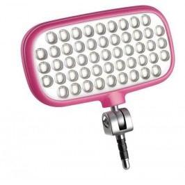 METZ 60071400 MECALIGHT LED-72,růžová