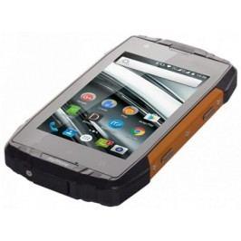 myPhone Hammer Iron 2 oranžovo-černý
