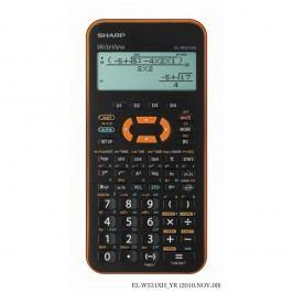 Výkonná vědecká kalkulačka SHARP EL-W531XHYRC