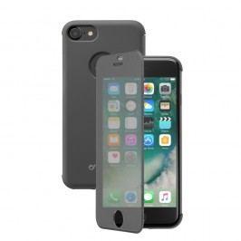 Pouzdro typu kniha Cellularline TOUCH s dotykovým čelním krytem pro Apple iPhone 7, černé