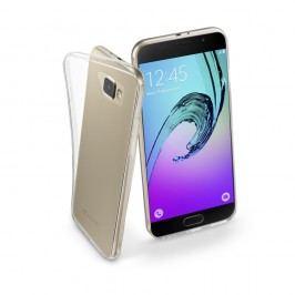 Extratenký zadní kryt CellularLine Fine pro Samsung Galaxy A7 (2016), bezbarvý