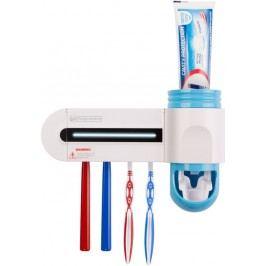 Dávkovač pasty a sterilizér zubních kartáčků Helpmation GFS302