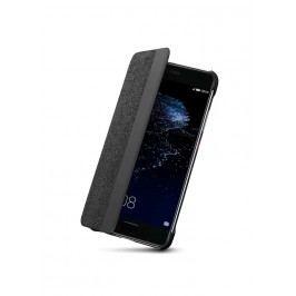 Huawei S-View Pouzdro Dark Grey pro P10