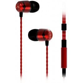 SoundMAGIC E50 černá/červená