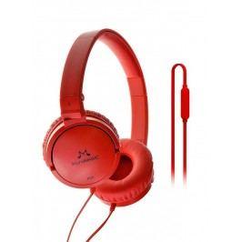 SoundMAGIC P21S headset, červená