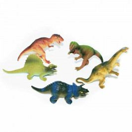 Sada dinosaurů v sáčku, 5 ks